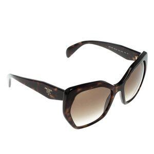 Prada Heritage SPR 16R Tortoise Sunglasses